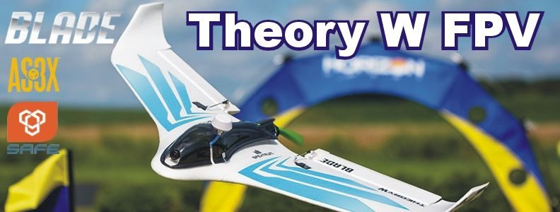 Blade Theory Type W FPV BNF Basic