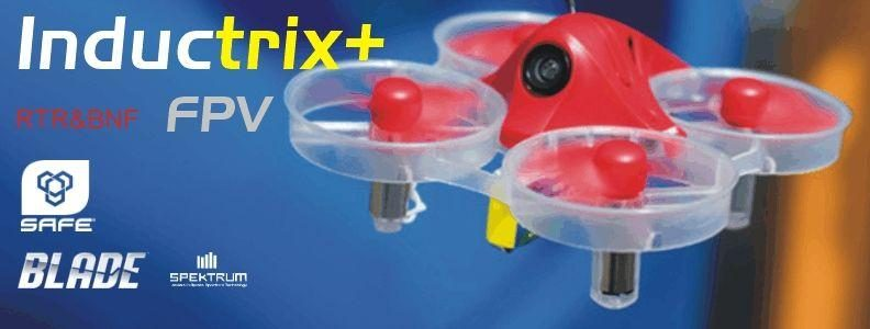 Blade Inductrix FPV Plus
