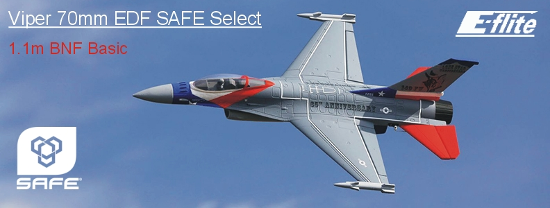 E-flite F-16 Falcon 64mm EDF