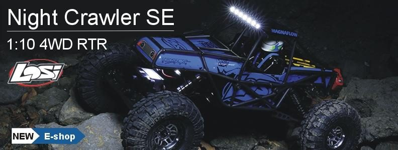 Losi Night Crawler SE 1:10 4WD