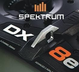 Spektrum DX8e DSMX Mode 1-4