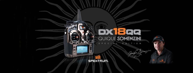 Spektrum DX18QQ