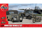 Airfix military RAF Vehicles (1:72)