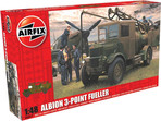 Airfix military Albion Fueller (1:48) nowa forma