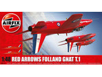 Airfix Red Arrows Gnat (1:48)