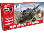 Airfix North American F-51D Mustang (1:48)