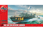 Airfix łódź RAF Rescue Launch (1:72)