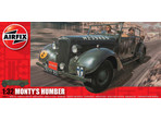 Classic Kit military Monty´s Humber Snipe Staff Car 1:32