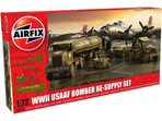 Airfix diorama USAAF 8TH Airforce Bomber Resuply set (1:72)