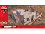 Classic Kit diorama Desert Outpost 1:32