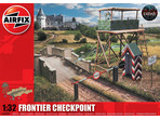 Airfix diorama Frontier Checkpoint (1:32)