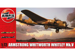 Classic Kit samolot Armstrong Whitworth Whitley Mk.V 1:72 nowa forma