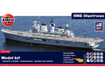 Gift Set łódź HMS Illustrious 1:350