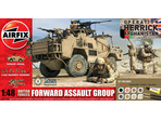 Gift Set military British Forces - Forward Assault