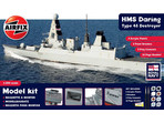 Gift Set łódź HMS Daring Type 45 Destroyer 1:350