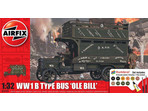 Gift Set military WWI Old Bill Bus 1:32