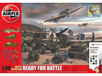 Gift Set diorama Battle Of Britain Ready For Battle Set 1:48 nowa forma