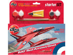 Airfix Red Arrows Gnat (1:72) (set)