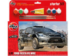Starter Set auto Ford Fiesta RS WRC 1:32