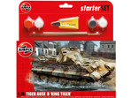 Airfix King Tiger Tank (1:76) (set)