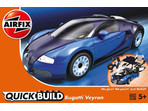 Airfix Quick Build auto Bugatti Veyron
