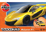 Airfix Quick Build auto McLaren P1