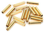 Bulk BL Connectors, Female, Gold, 4mm (30)