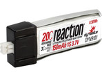 LiPol Reaction Air 3.7V 150mAh 20C Micro
