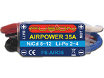 Regulator AirPower FB 23.7g 35A 5~12ogniwa 2~4LiPo