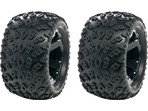 "Koło uniw. 4.0"" Dirt Crusher / Cyclon czarne (2)"