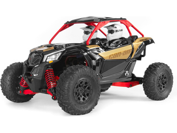 Axial Yeti Jr. Can-Am Maverick 4WD 1:18 RTR / AXI90069