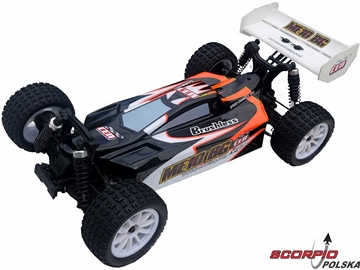 CEN ME10 - Buggy 4WD 1:10 Brushless RTR