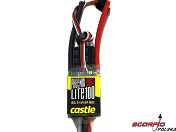 Regulator Castle Phoenix Edge Lite 100