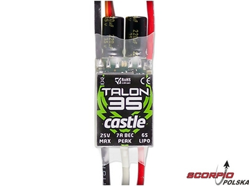 Regulator Castle Talon 35