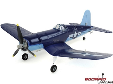 Micro F4U Corsair AS3X RTF Mode 2