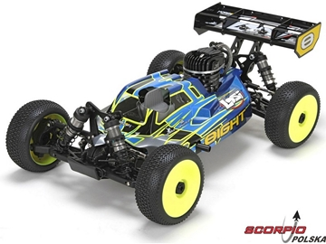 Losi 8ight Buggy 1:8 4WD AVC benzyna RTR