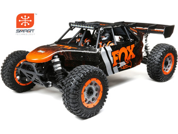 Losi Desert Buggy XL-E 2.0: 1:5 4WD Electric SMART RTR Fox