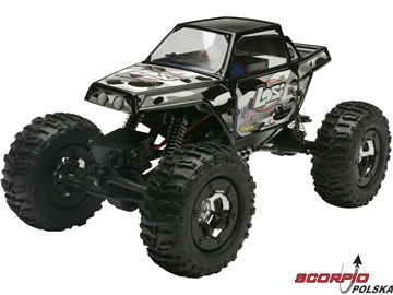 Losi Mini-Rock Crawler 1:18 Bind & Drive