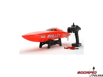 Bullet Brushless V2 2.4GHz RTR Basic