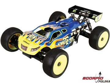 TLR 8T 3.0 1/8 4WD kit